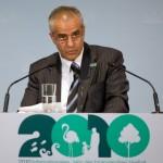El Secretario General de la CDB pide más presupuesto para medio ambiente en momentos de crisis