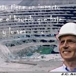 Proyecto de mina a cielo abierto en Zilbeti