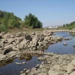 El gobierno español seca el Tajo en Portugal