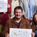 Mi apoyo a Greenpeace en su lucha contra Repsol