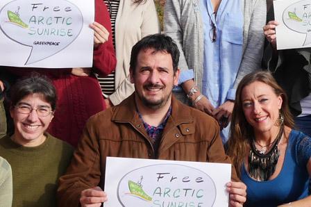 JCA Greenpeace