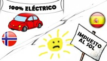 Noruega coches eléctricos